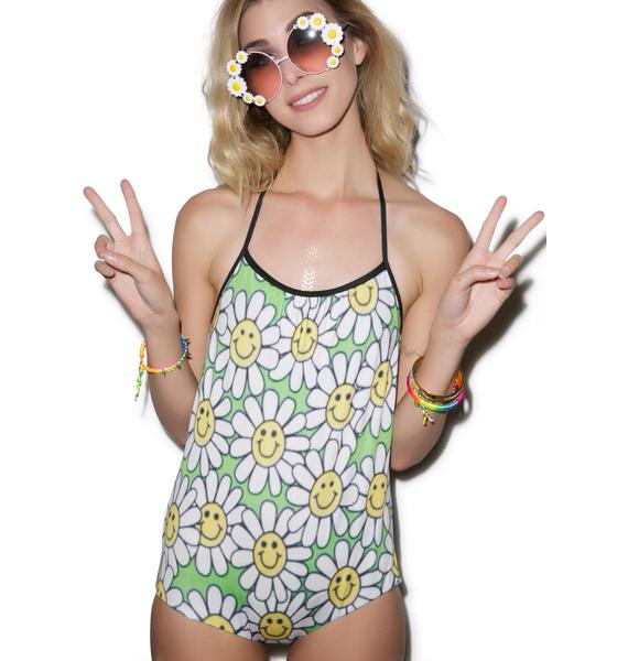 Let's Go Daisy Swimsuit