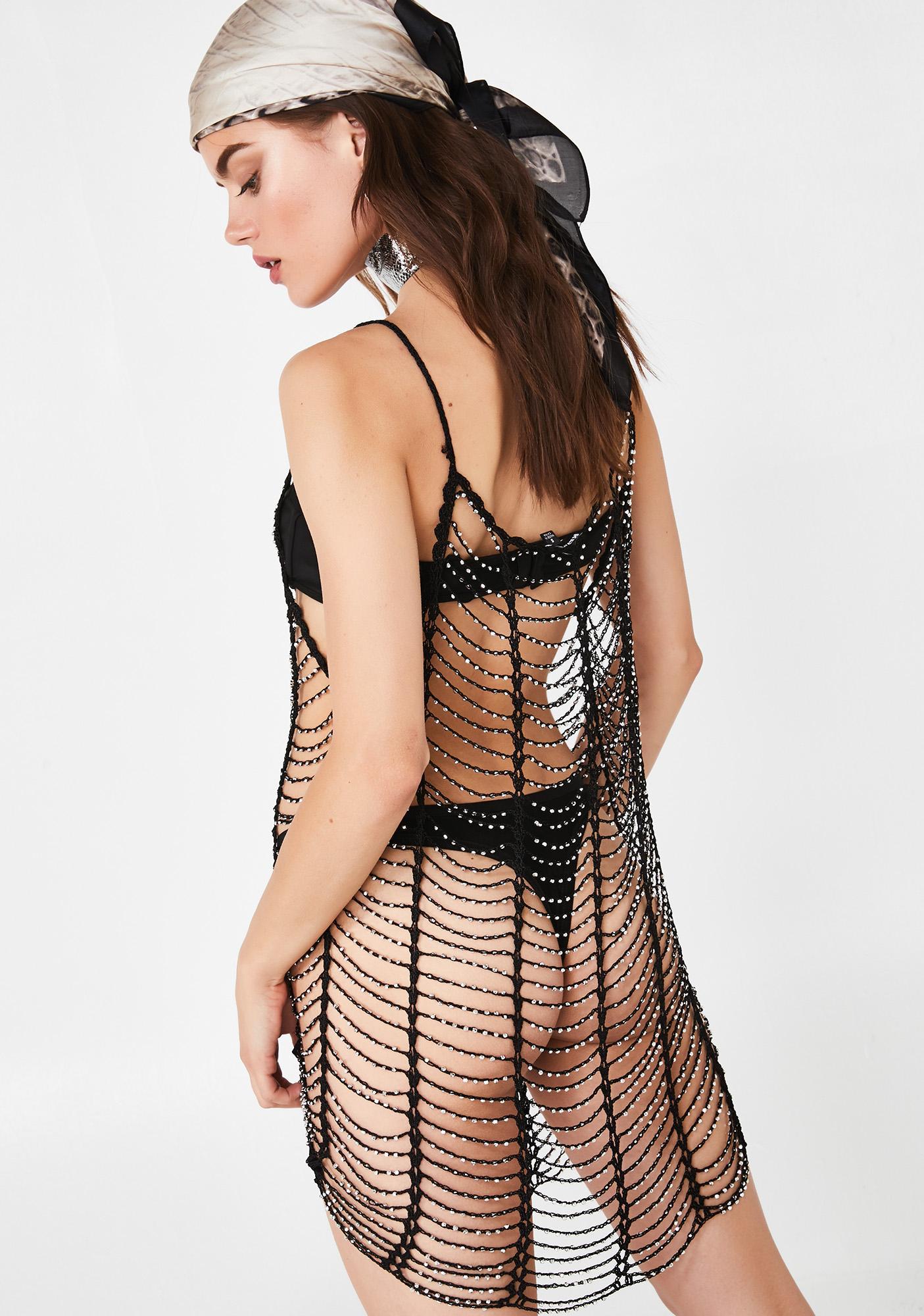 Mayhem Mistress Mini Dress