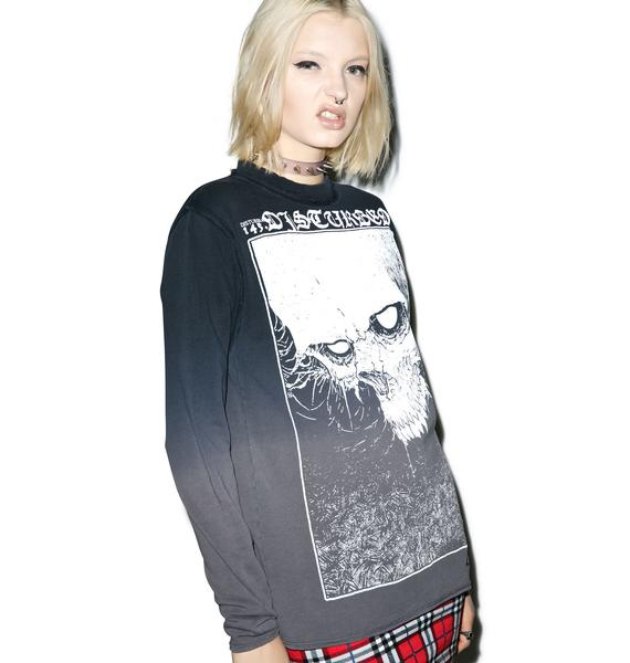 Disturbia Disturbed Sweatshirt