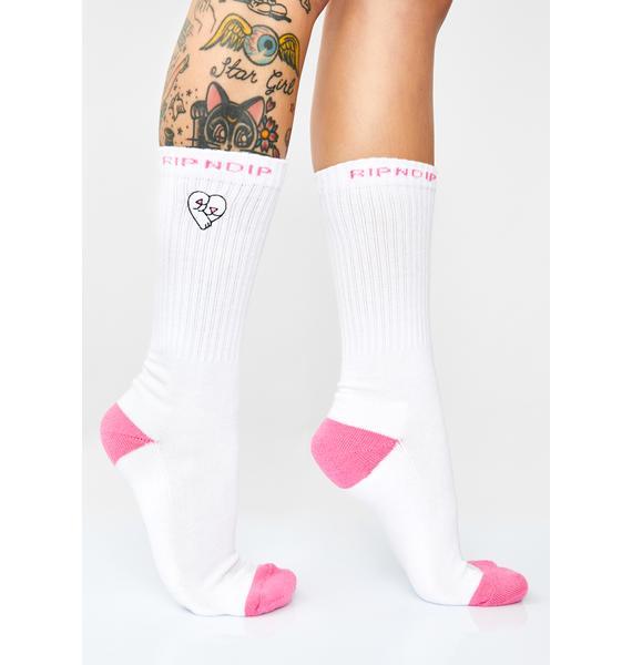 RIPNDIP Love Nerms Socks