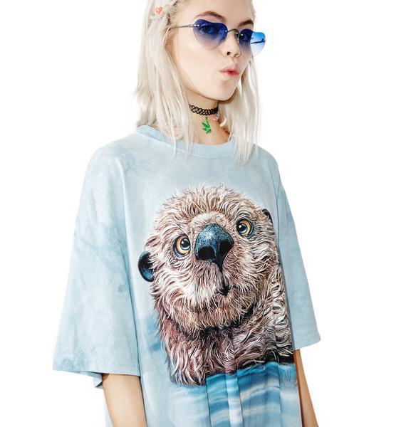 Otter Business Tee