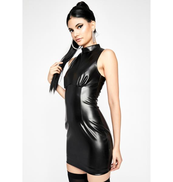Fatal N' Forbidden Mini Dress