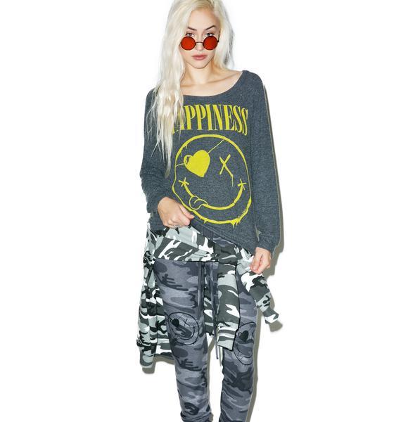 Lauren Moshi Breanna Pullover Sweatshirt