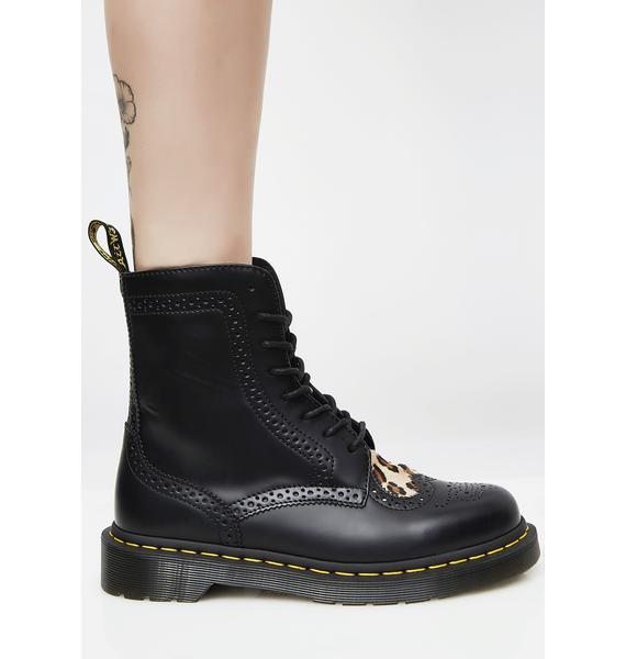 Dr. Martens Bentley II Heart Boots