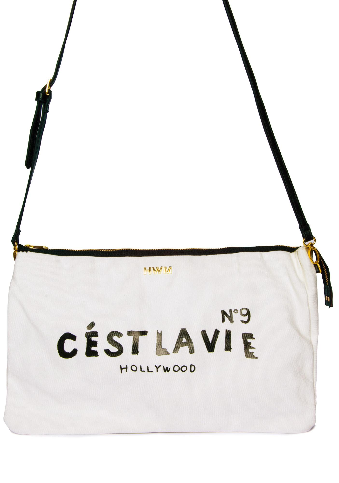 Hollywood Made UC Cest Clutch Bag