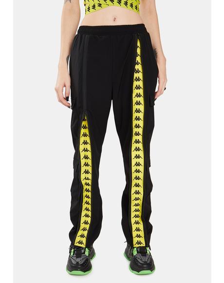 222 Banda Deslo Cargo Trousers
