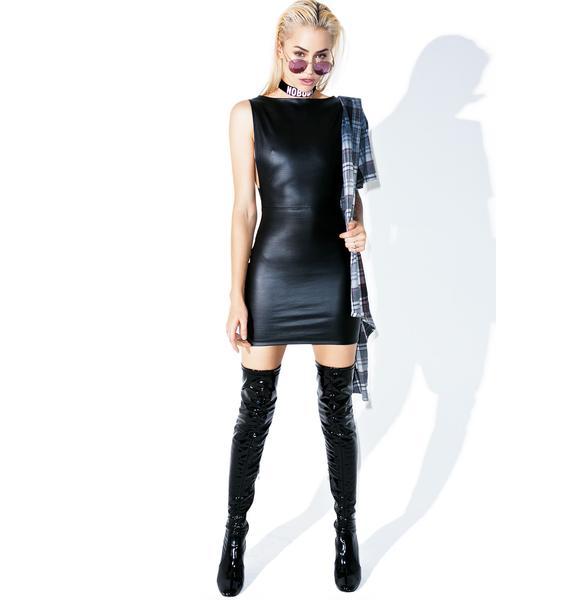 Untitled & Co Terminator Dress
