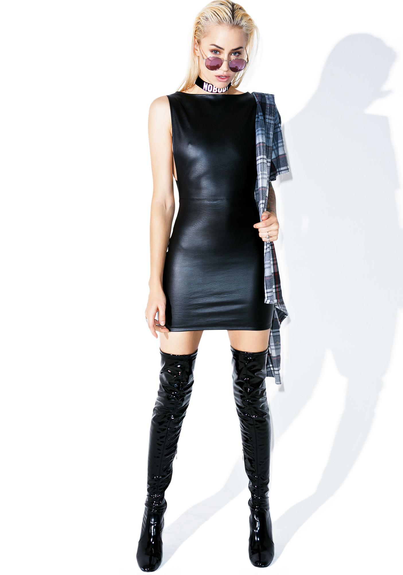 Untitled & Co Terminator Dress