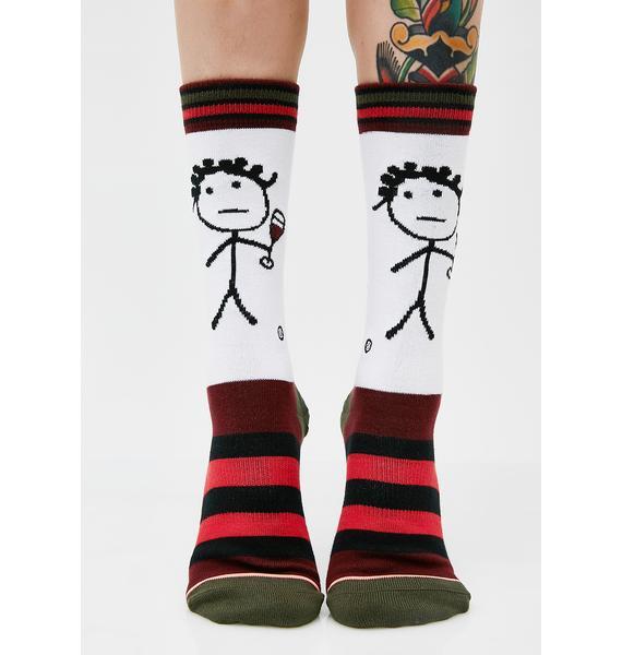 Stance Saucy Socks