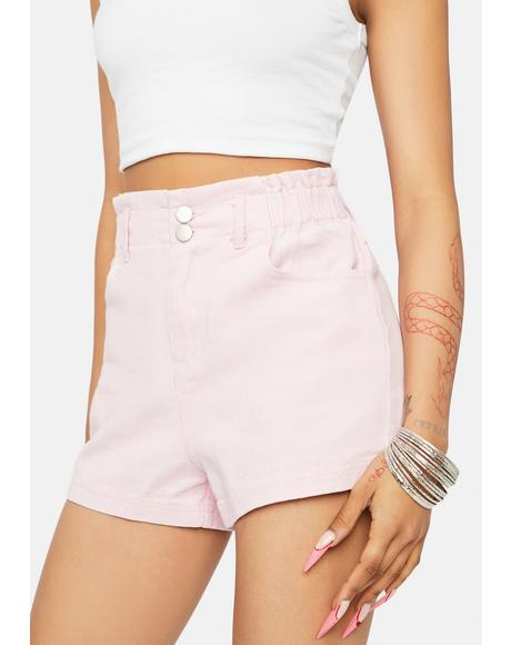 Buy Me Candy Denim Shorts