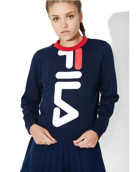 Mona Cropped Sweatshirt