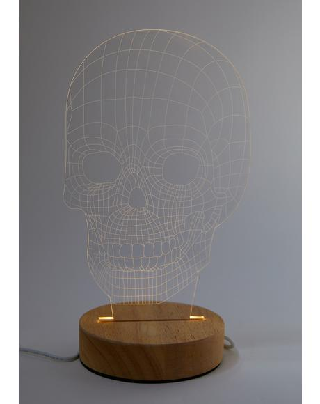 Skull Illusion Light