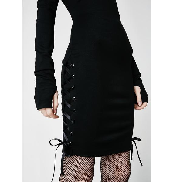 Killstar Eleanor Hood Dress
