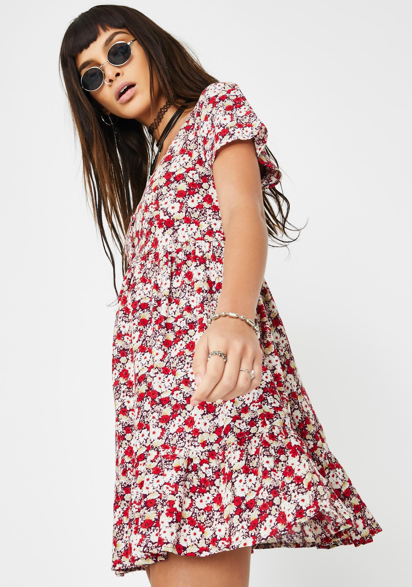 Motel Laily Mini Dress