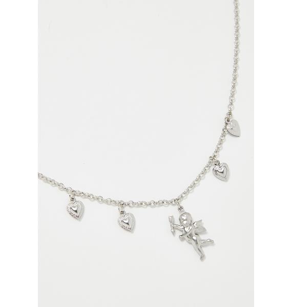 ZEMETA Cupid Necklace
