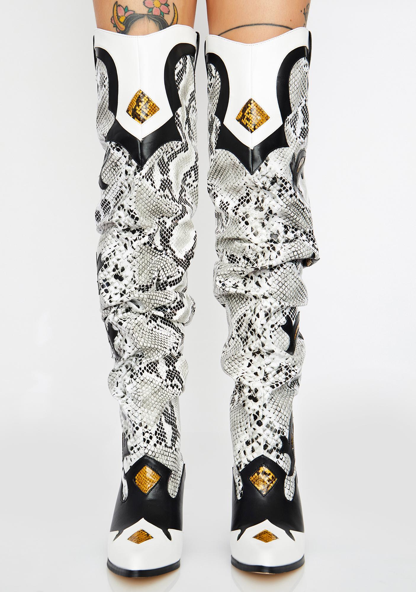 Yee Hawtt Cowboy Boots
