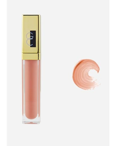 Nude Color Your Smile Lighted Lip Gloss