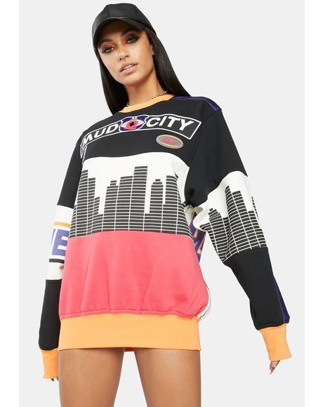 Ubiquity Crewneck Sweatshirt
