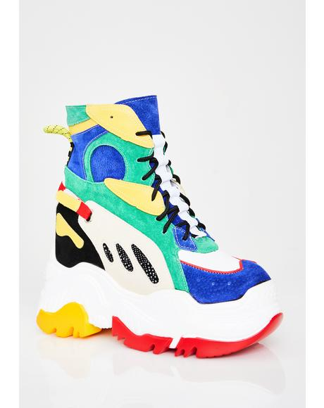 Woah Platform Sneakers
