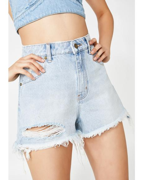 Duster Shorts