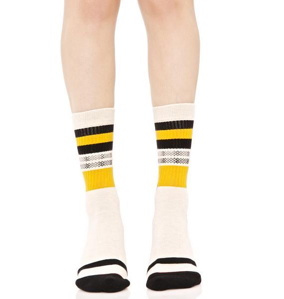 Stance Hana Classic Crew Socks