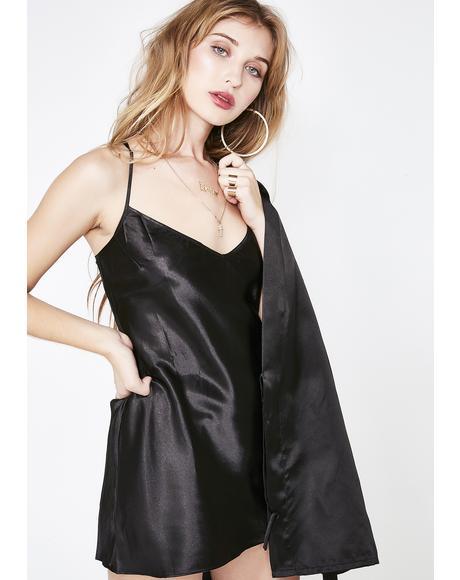 Onyx Oh Holly Hottie Robe Set