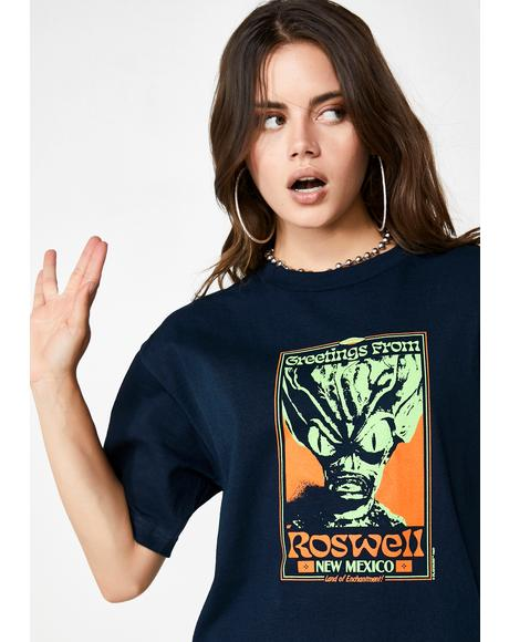Rosewell Tee