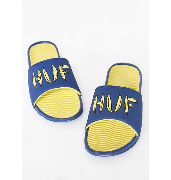 HUF Banana Slides