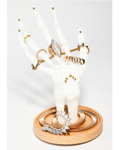 Caught Dead Jewelry Holder
