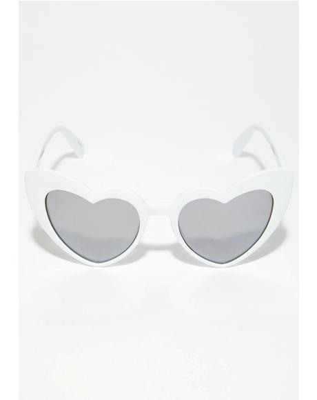 Glamourpuss Sunglasses