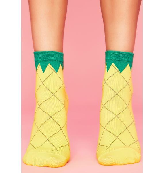 I Got The Juice Ankle Socks
