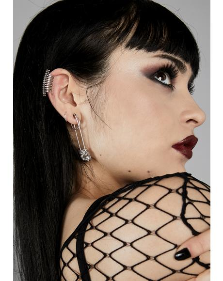 Trapped Spirits Ear Cuff Set