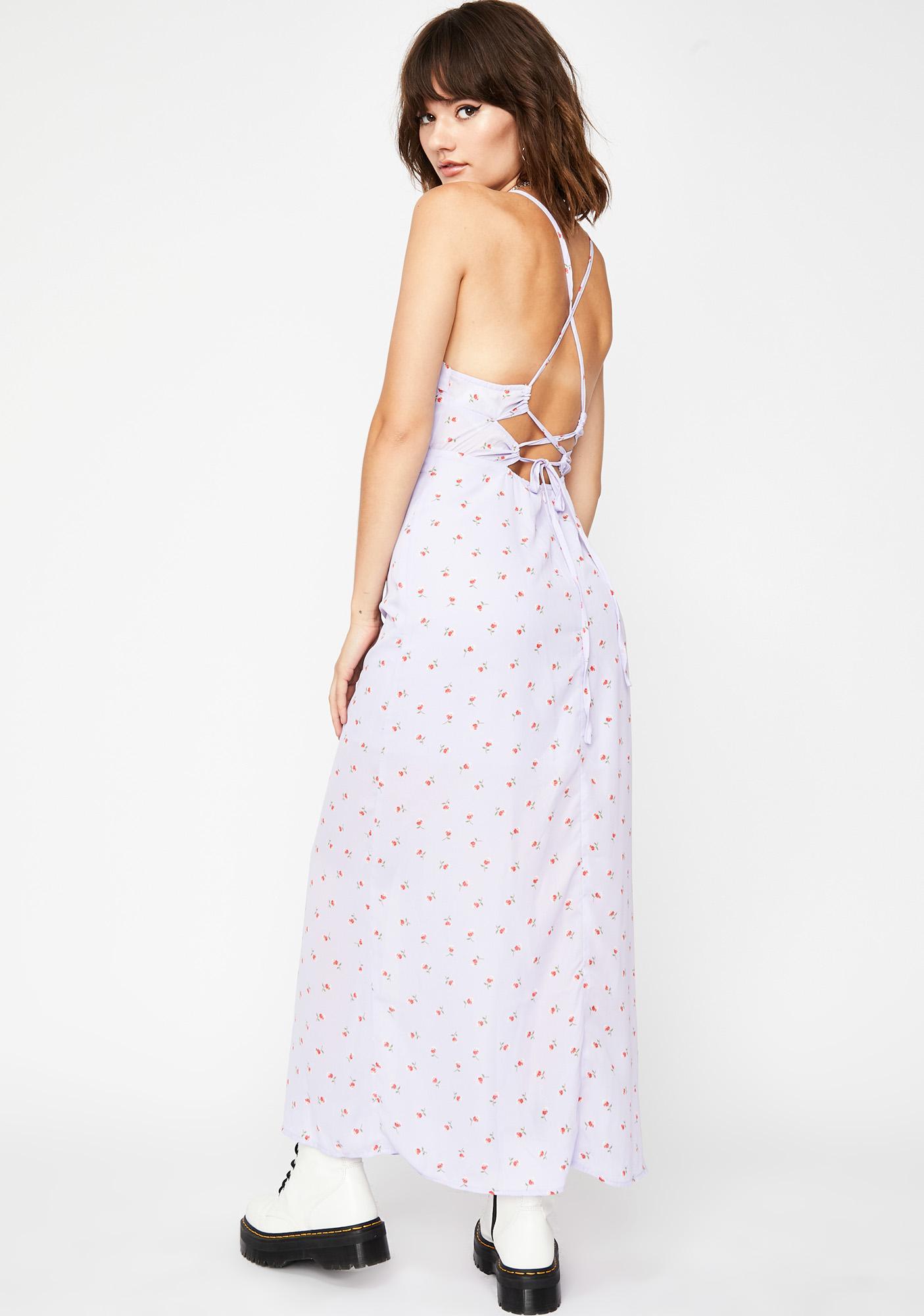 Dolores Park Floral Dress