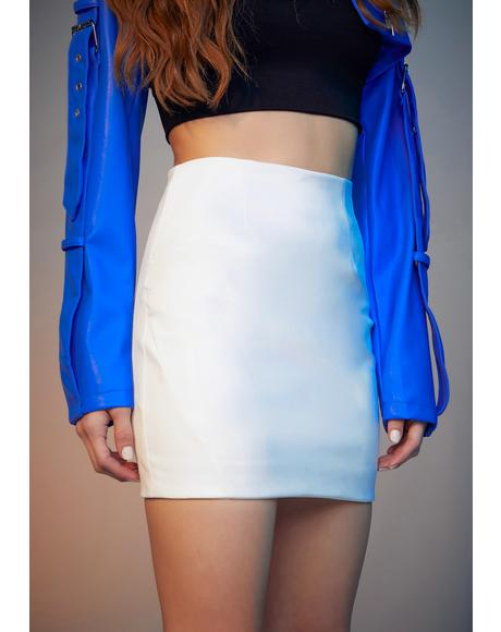 Gotta Be Me Pencil Mini Skirt