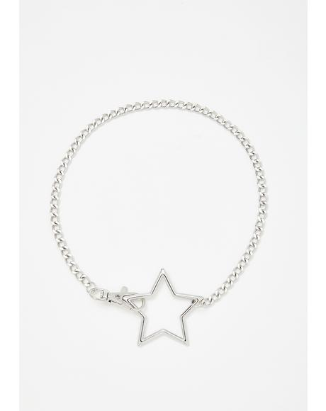 Child Star Chain Necklace
