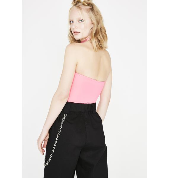 Sweet Sugar Highz Strapless Bodysuit