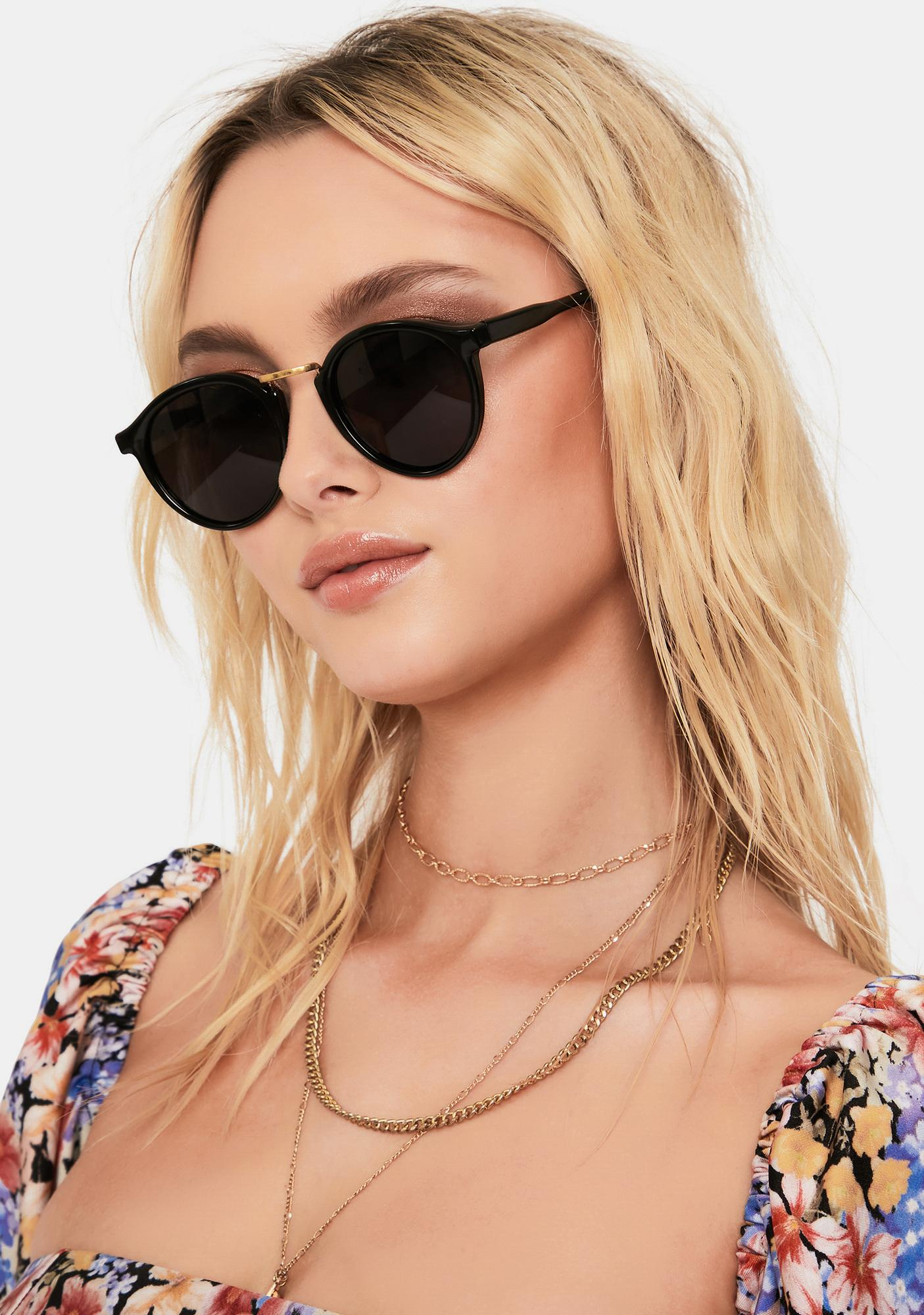 Good Times Eyewear Noir Taylor Sunglasses