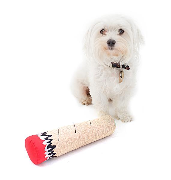 Dooby's Dog Toys Hemp Dog Toy Joint