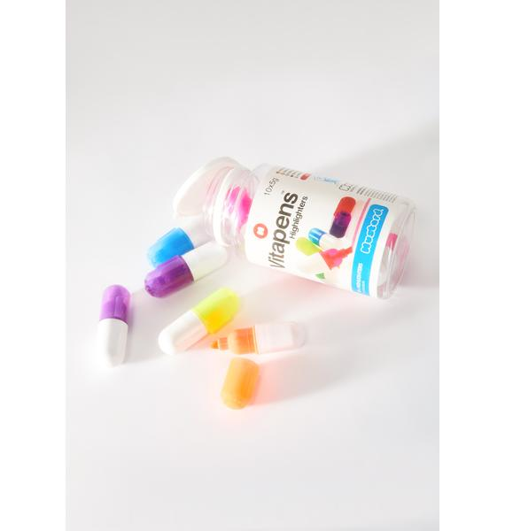 Daily Dose Capsule Highlighters
