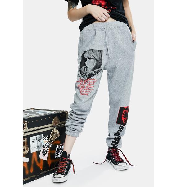 BOW3RY Repulsion Graphic Sweatpants