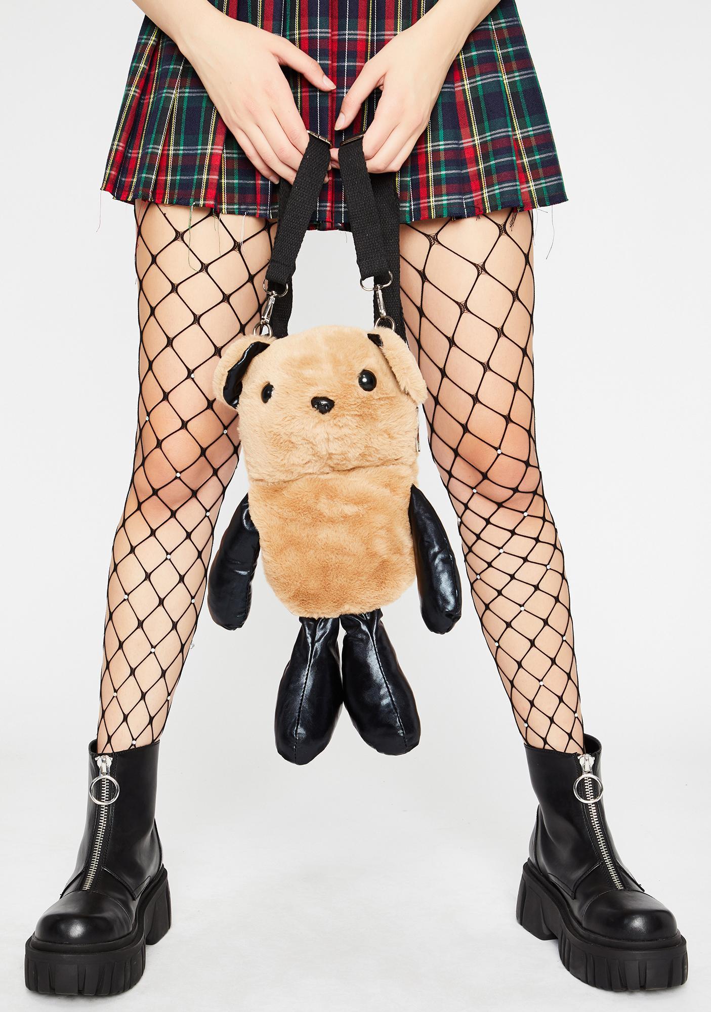 Mr. Bear Mini Backpack