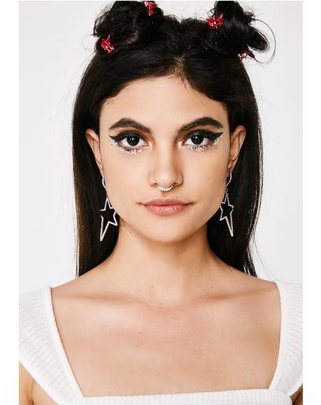 You're A Rockstar Earrings