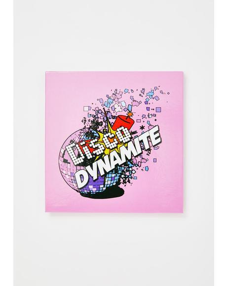 Disco Dynamite Palette