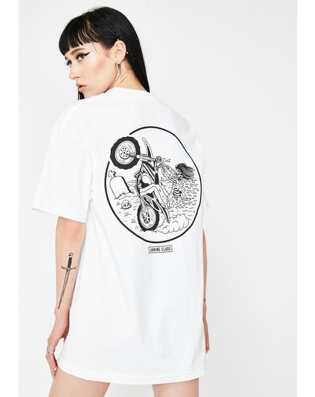 Goo Biker Graphic Tee