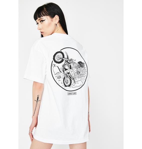 Lurking Class Goo Biker Graphic Tee