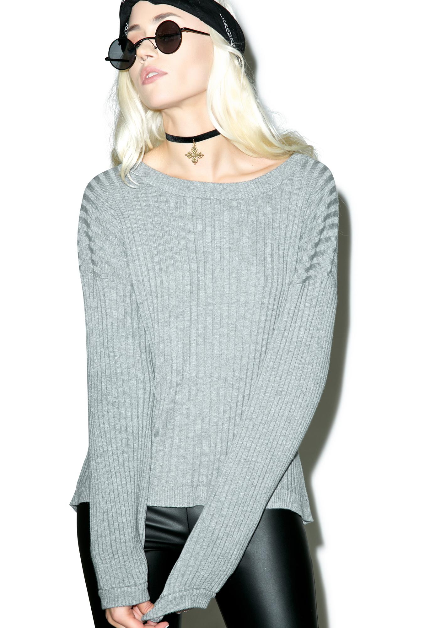 For Love & Lemons Everyday Knit Top