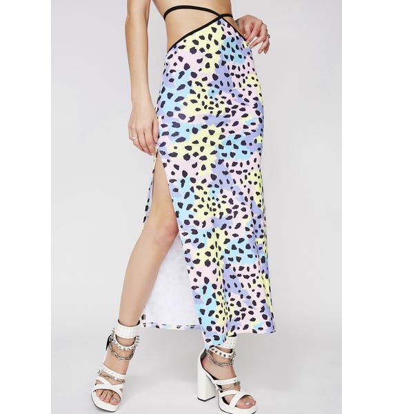 Club Exx Primal Pounce Skirt