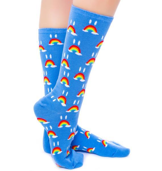 UNIF Sadbow Socks