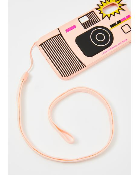 Disposable Camera iPhone Case