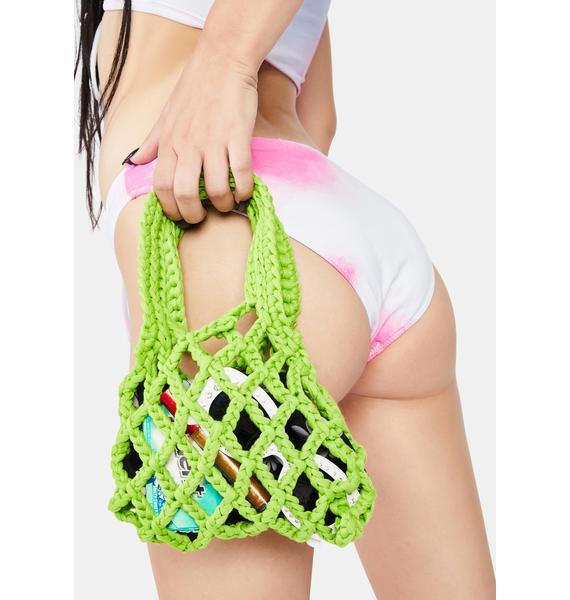 Essential Cutie Knit Handbag